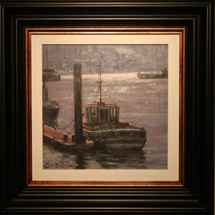 Fishing boats, Whitby – John Trickett
