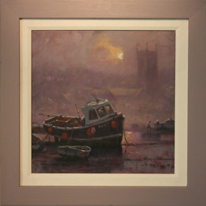 Breakthrough. St. Ives – John Trickett