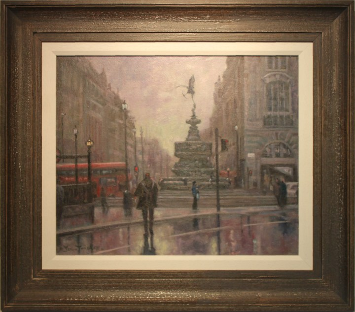 John trickett london paintings