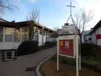 Hier wurde gewählt: das Dietrich-Bonhoeffer-Gemeindezentrum