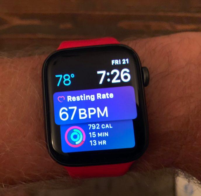 The Apple Watch Series 4