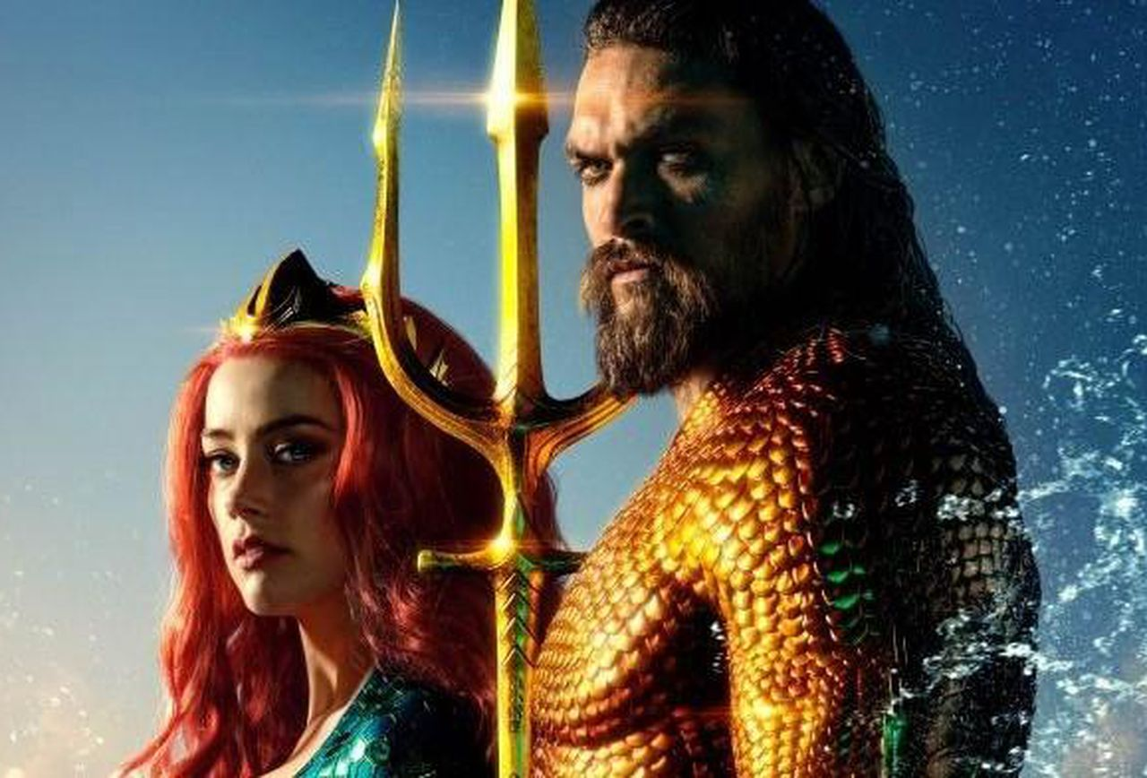 Jason Mamoa as Aquaman