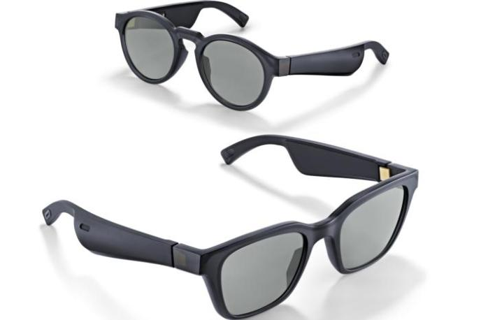 The Bose AR glasses