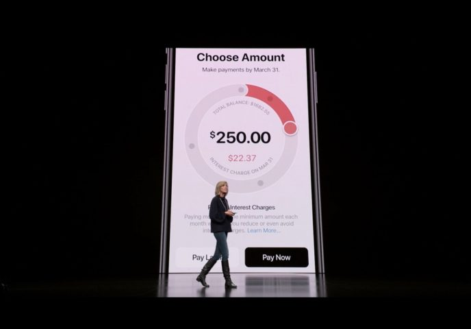 managing your balance on Apple Card