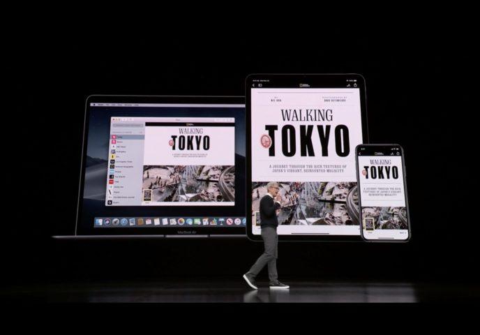 Tim and Apple News+