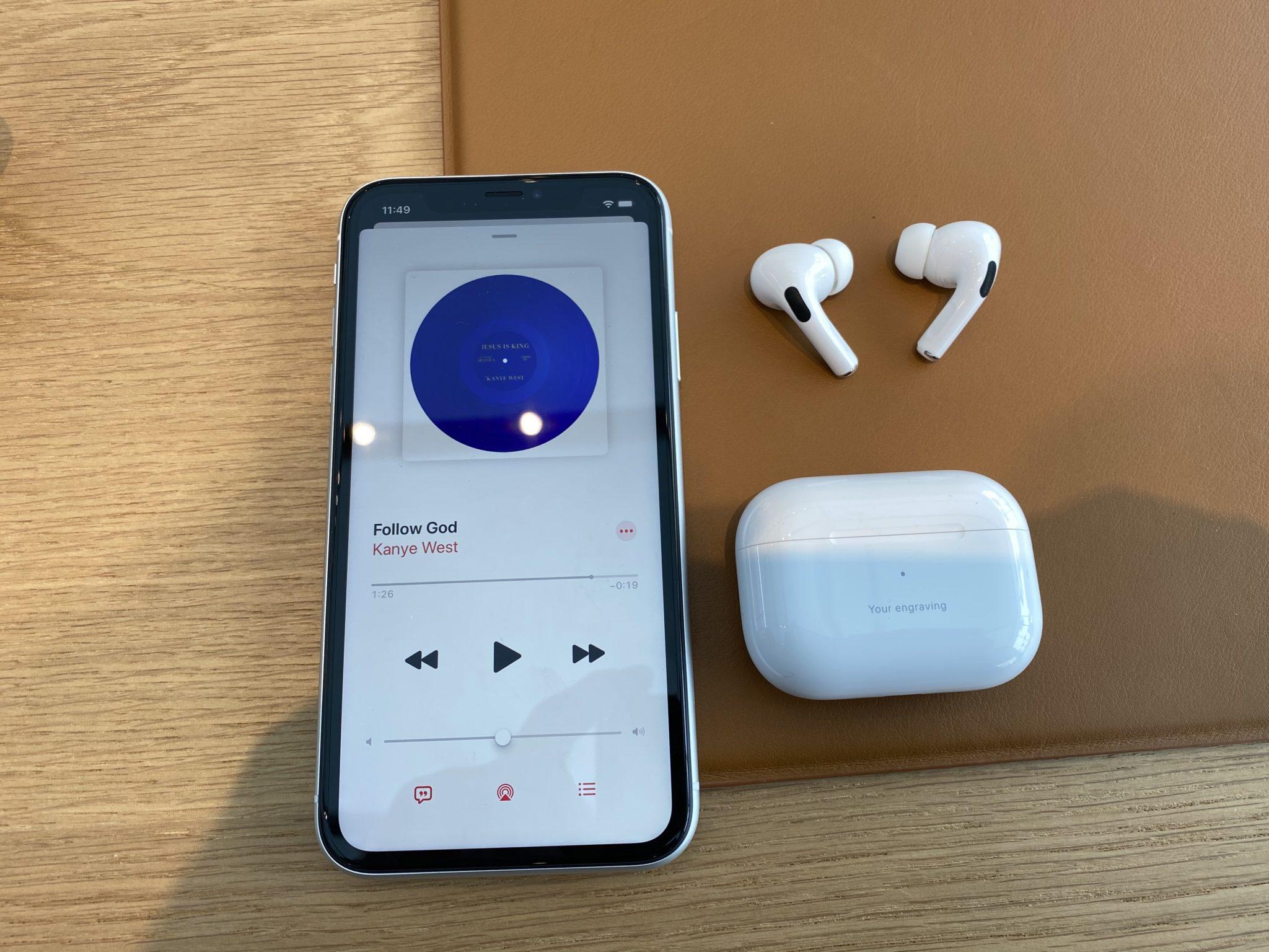 Apple Airpods Pro Impressions Jswordsmith Com