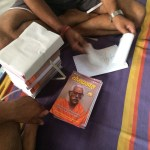 Yogaprakash - More than 10000 Subscribers Label Sticking Session