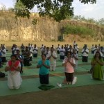 International Yoga Day - Training Camp for NCC Staff
