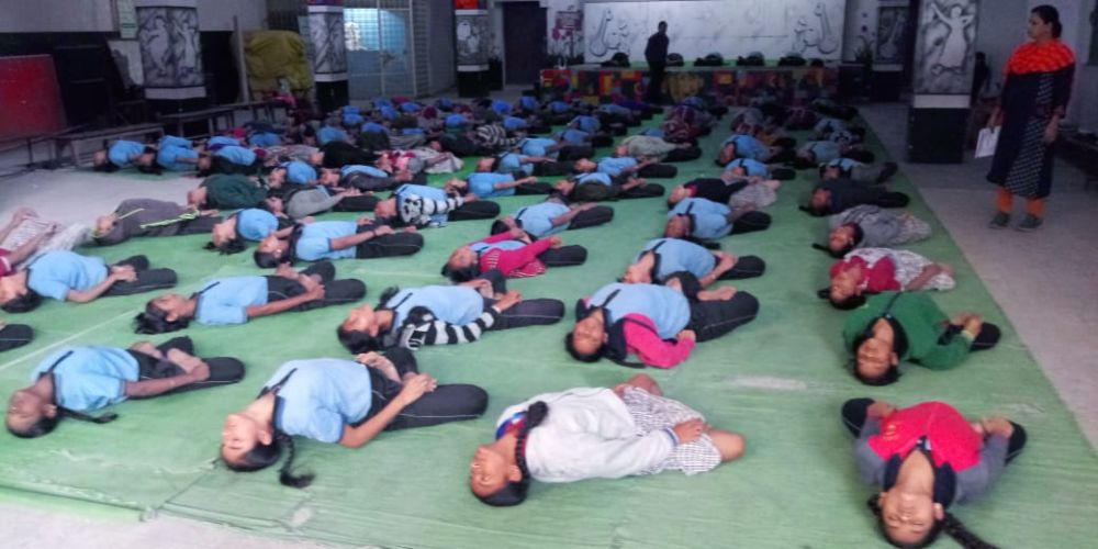 Dadibai-Deshmukh-Hindu-mulinchi-shala-10-1-20-Inter-school-yogasan-competition-training-2019-2