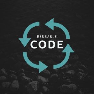101 Reusable code