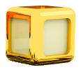 Yellow AutoHotkey Cube