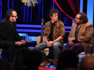 Elvis, Lou Reed & Julian Schnabel