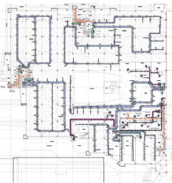 hvac cad drawing [ 1000 x 928 Pixel ]
