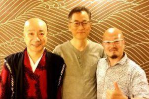 韓国伝統獣医学の第一人者である崔獣医師と獣医学交流の構築について協議しました