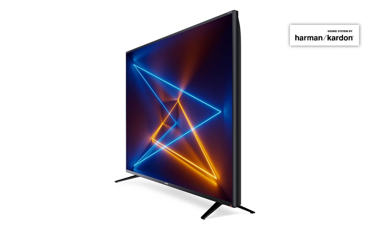 Sharp 40″ 4K Ultra HD Smart TV – JTech