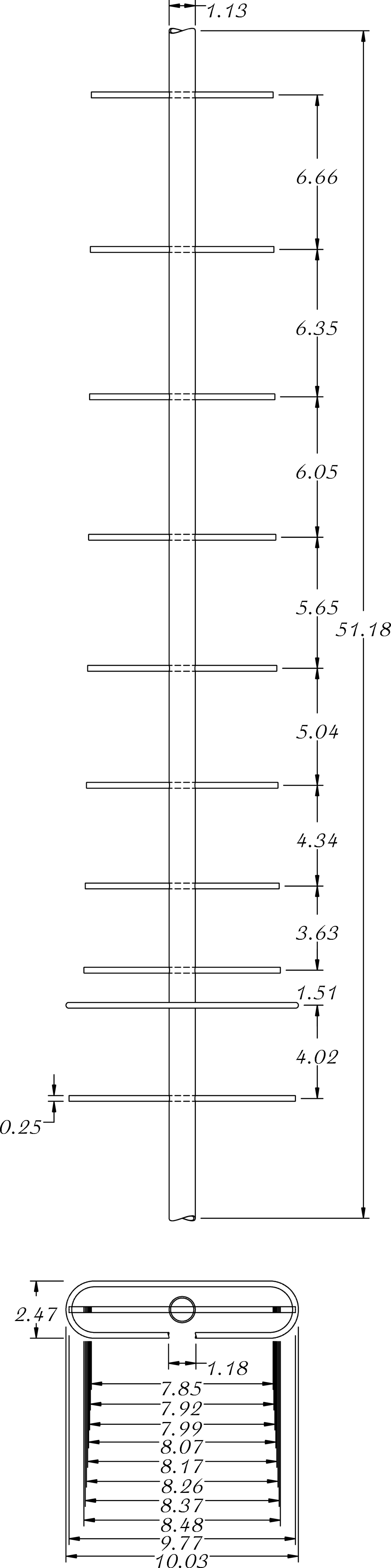 medium resolution of yagi 585mhz