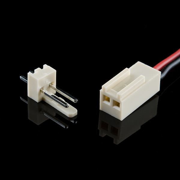 Fan 2 Pin Molex Connector