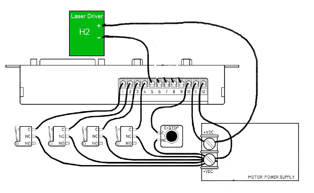 G540 Wiring To X Carve Diagram : 30 Wiring Diagram Images