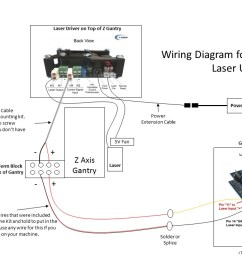 x carve j tech laser wiring diagram 2 [ 1280 x 720 Pixel ]