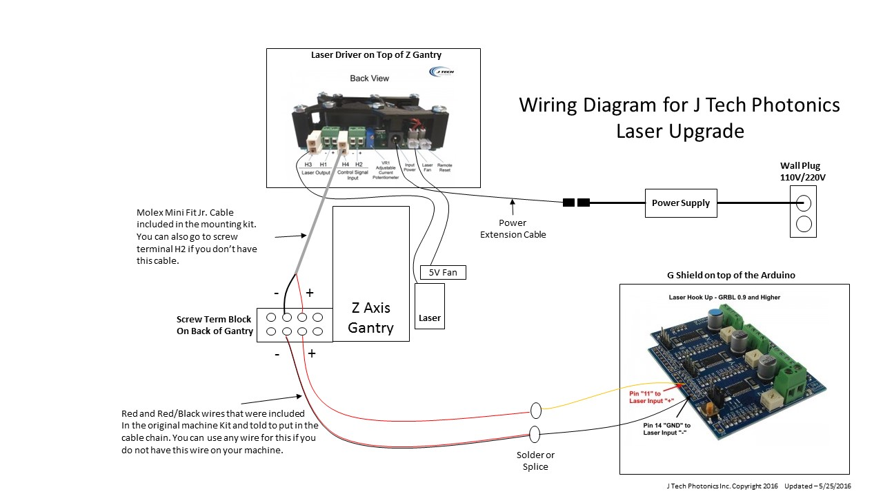 hight resolution of x carve j tech laser wiring diagram 2