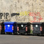 ロンドン イーリングカウンシルでのゴミの出し方。:How to dispose of garbage at the London Ealing Council.