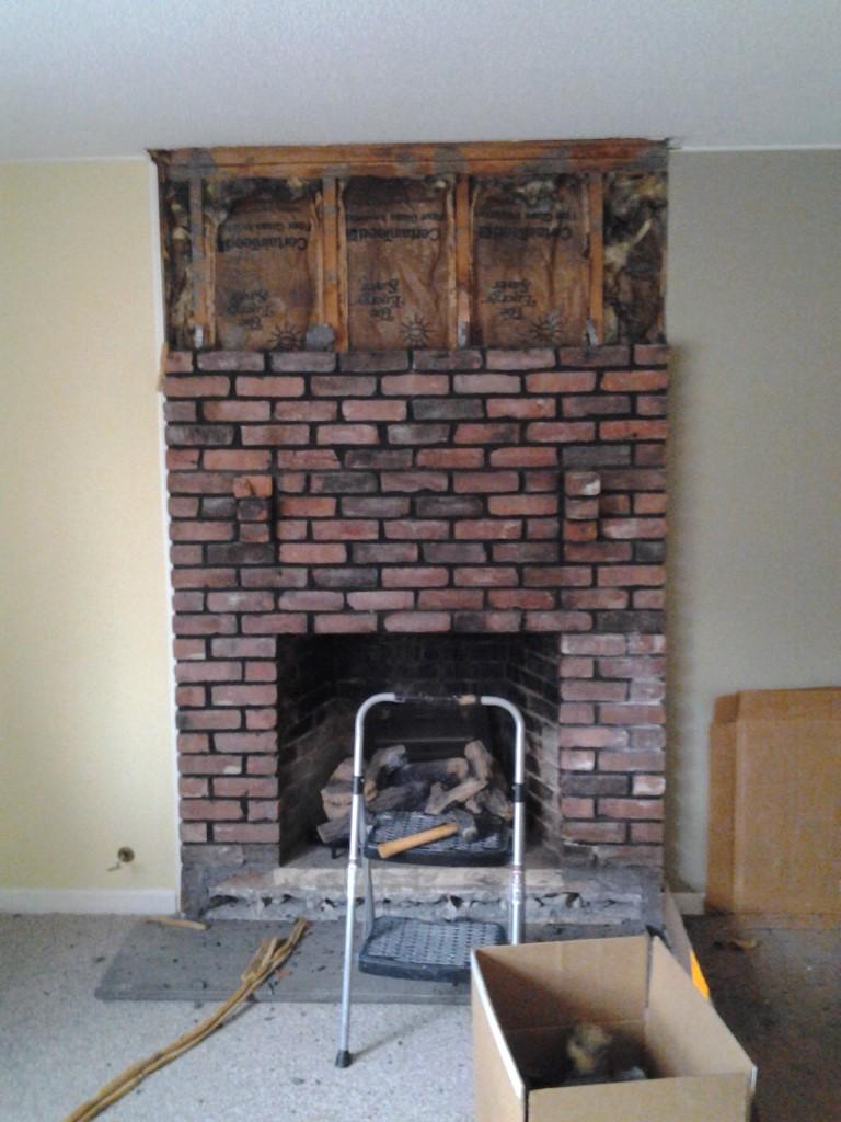 Fireplace Mantel Height