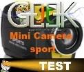 Caméra Sport G328 HD Waterproof test