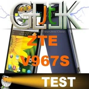 ZTE V967S Test