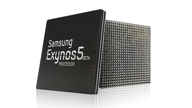 processeur samsung exynos 5 octa-core