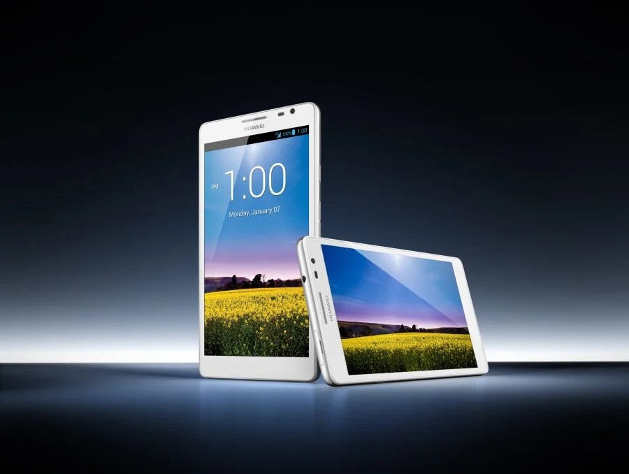 phablette android huawei ascend mate
