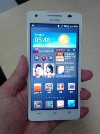 smartphone android huawei honor 3