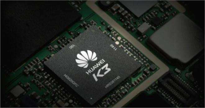 chipset huawei k3v2