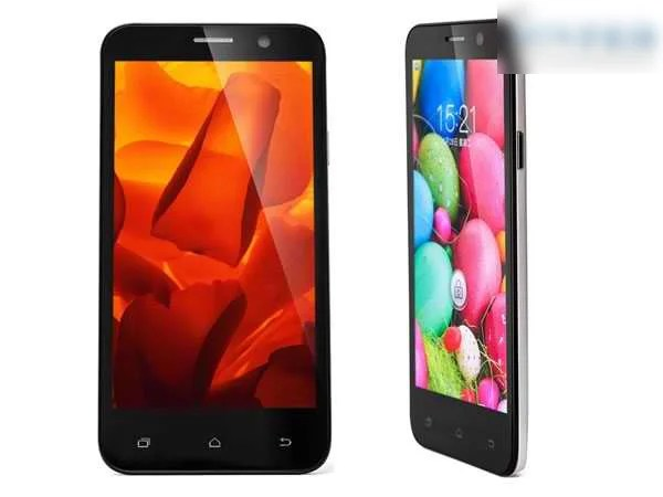 smartphone android newman k5