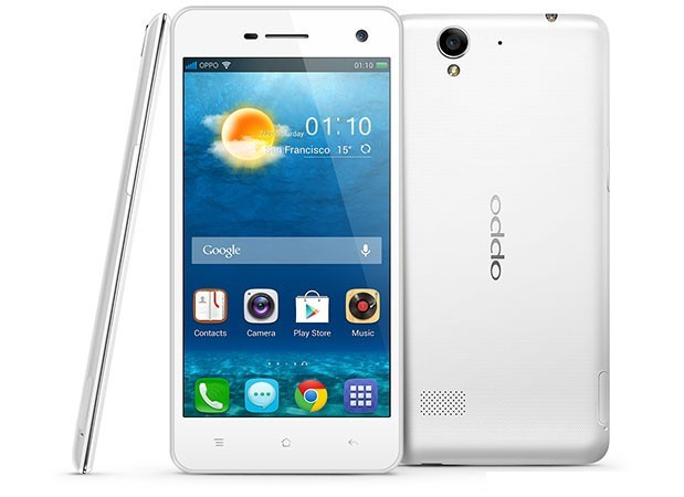 smartphone android oppo r819