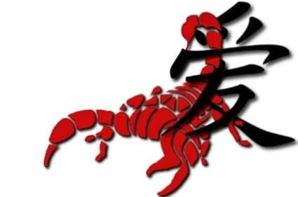 dessin de scorpion