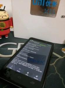 umi x1s smartphone