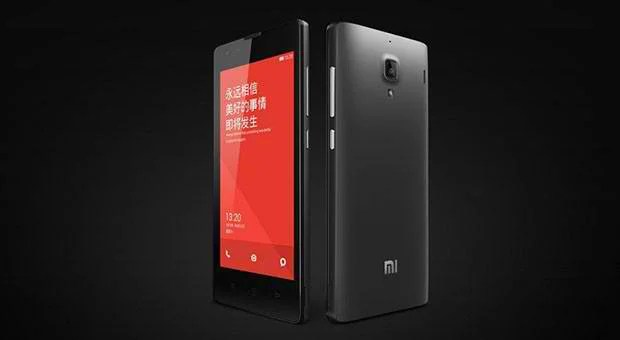 smartphone low cost xiaomi red rice td-scdma