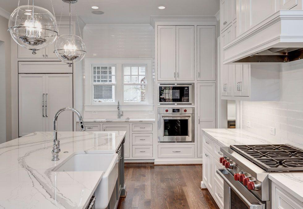 VA Highland Kitchen Detail  J Thomas Designs