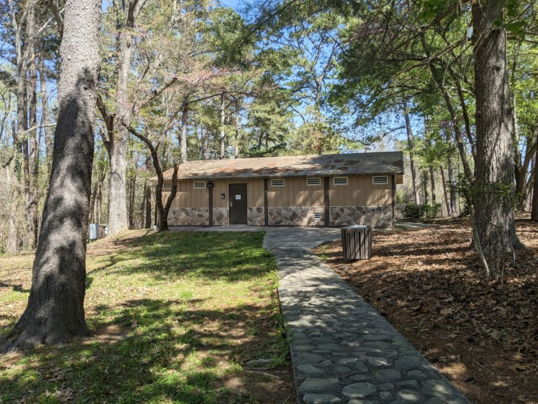 Sawnee campground bathhouse