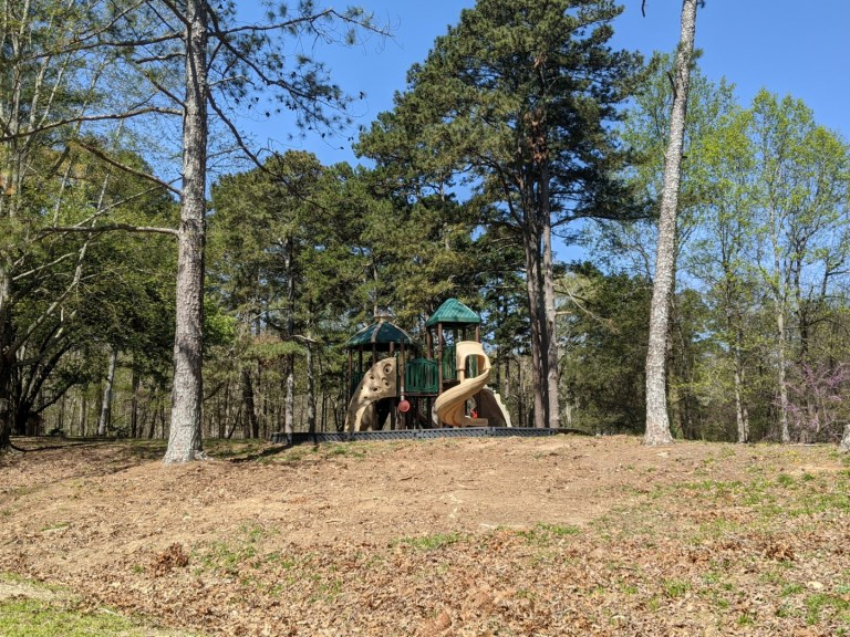 Sawnee campground play ground