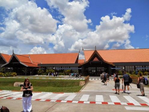 Siem Reap Cambodia Airport