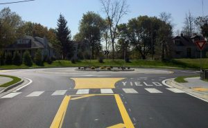 Daisy Lane Roundabout JTL
