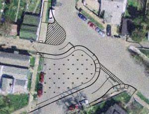 JTL Engineers Project Paris/Germantown Rain Garden