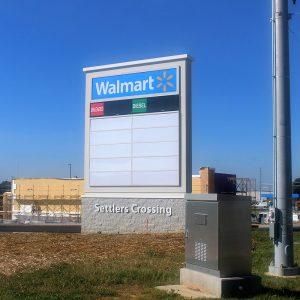 JTL Engineers Project Walmart Salem