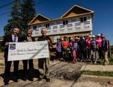 Editorial - RBC donation to Habitat for Humanity Niagara.