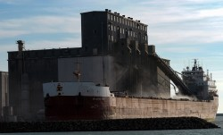 Editorial - Shipping industry in Port Colborne.