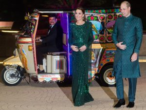 Prince William & Kate Middleton Trip in Pakistan