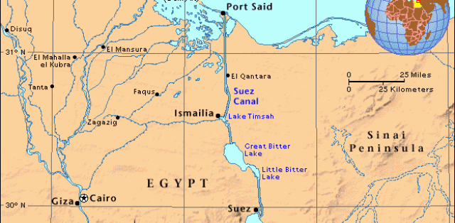 Suze Canal map