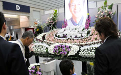 Japans Funerals Deep Rooted Mix Of Ritual Form The