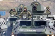 Worried Russia Lithuania Plans Military